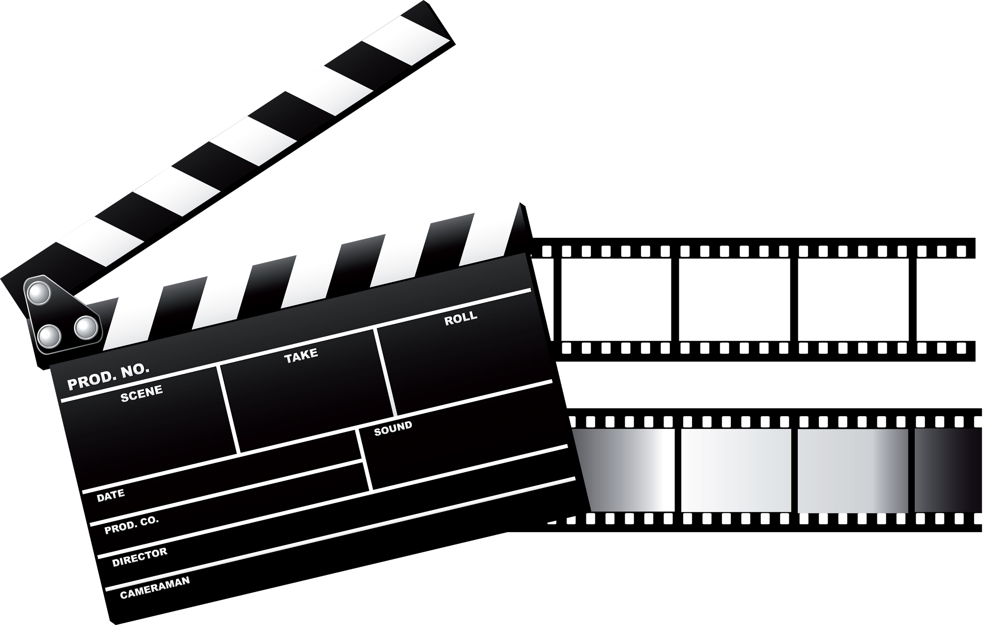 hight resolution of 2000x1272 free movie clipart image