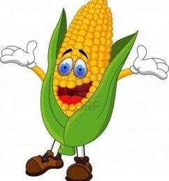 1092x1200 funny corn clipart [ 1092 x 1200 Pixel ]