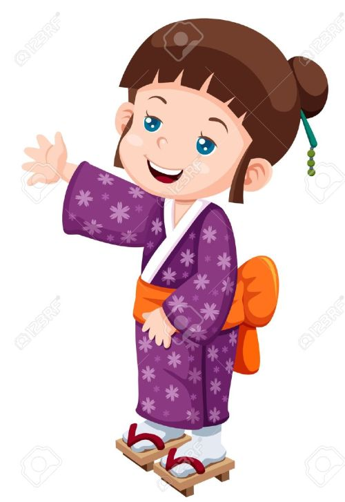 small resolution of 893x1300 japanese cartoon clipart