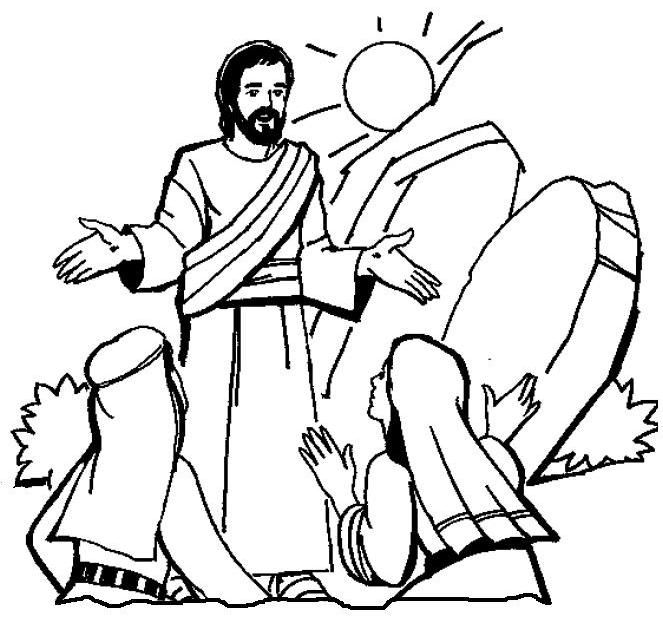 Jesus Resurection Coloring Pages Coloring Pages 2019