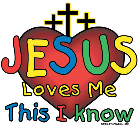 Download Jesus Love Me Image | Free download on ClipArtMag