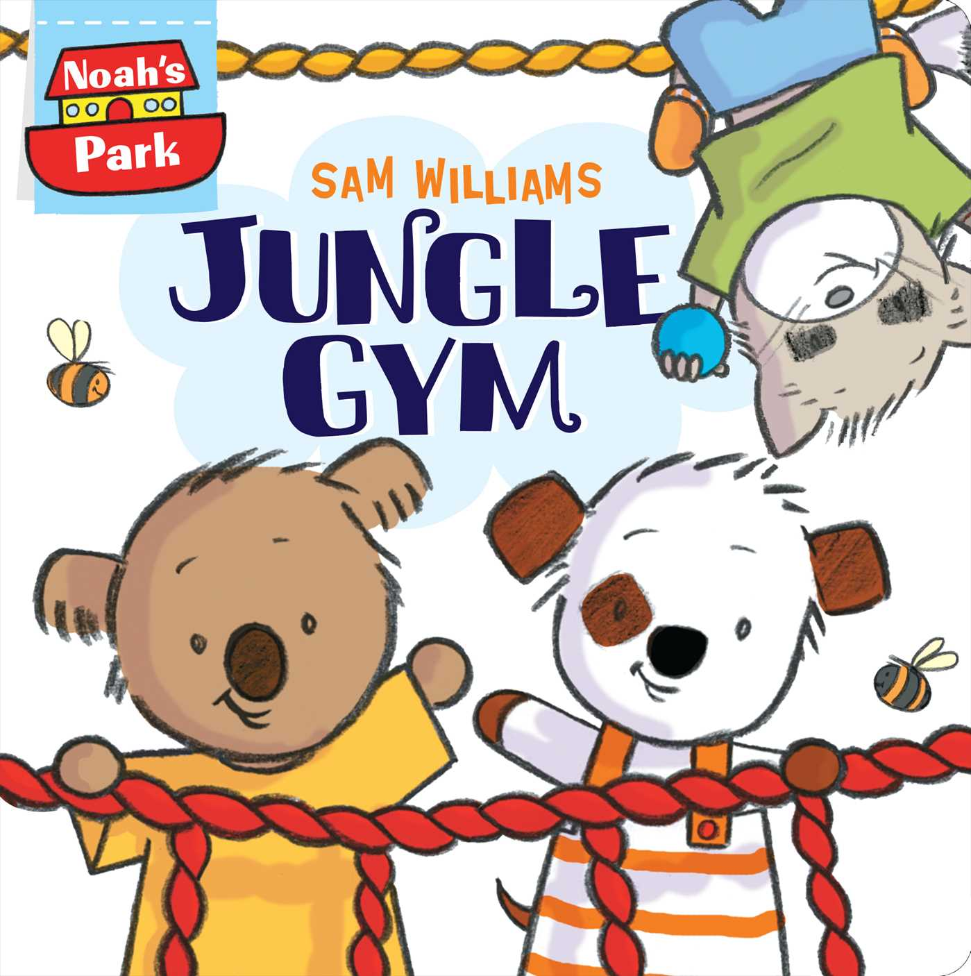 hight resolution of 1399x1406 jungle gym book by sam williams official publisher page