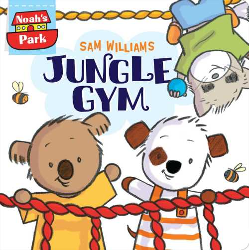 small resolution of 1399x1406 jungle gym book by sam williams official publisher page