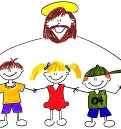 1131x997 jesus loves all the little children murals child [ 1131 x 997 Pixel ]