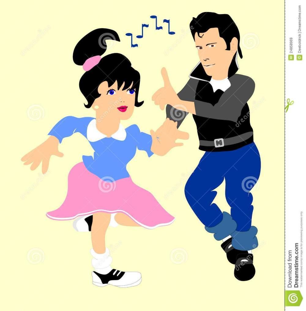 medium resolution of 1282x1300 dancing clipart rock n roll