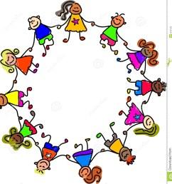 1327x1300 children holding hands clipart [ 1327 x 1300 Pixel ]