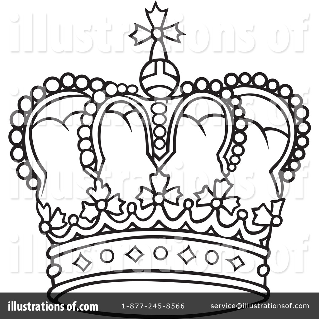 King And Queen Crown Clipart