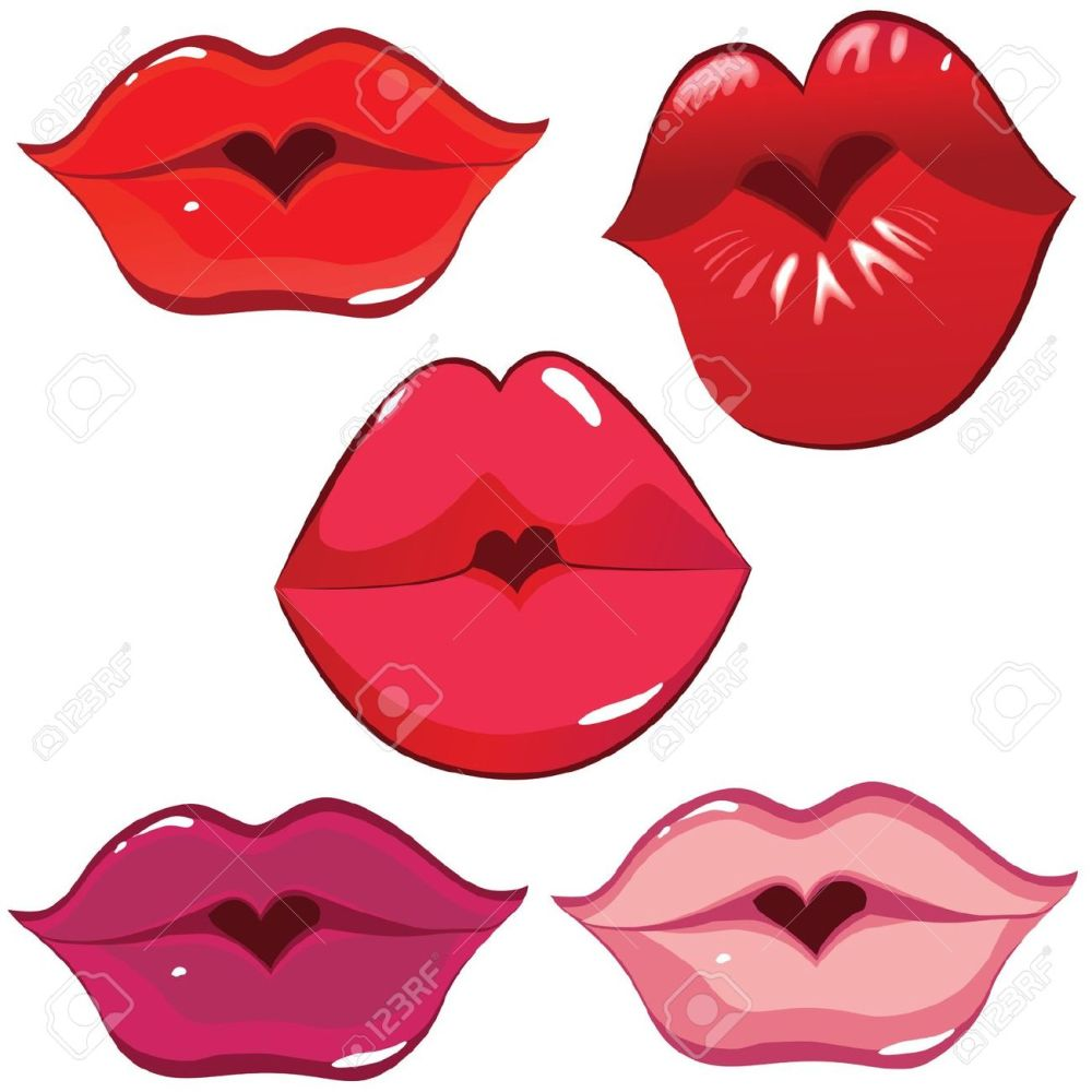 medium resolution of 1300x1300 kiss clipart lip balm