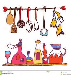 1300x1264 baking clipart kitchen equipment [ 1300 x 1264 Pixel ]