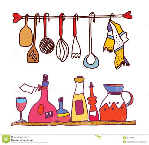 small resolution of 1300x1264 baking clipart kitchen equipment
