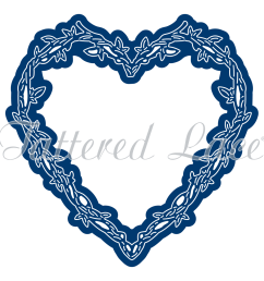 1000x1000 engaging elements heart frame tld0370 tattered lace [ 1000 x 1000 Pixel ]