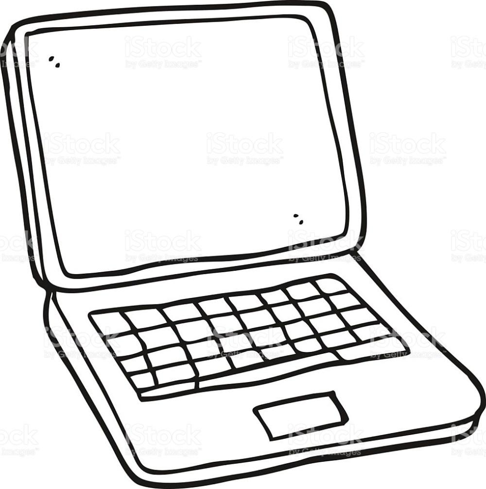 medium resolution of 1017x1024 black laptop clipart explore pictures