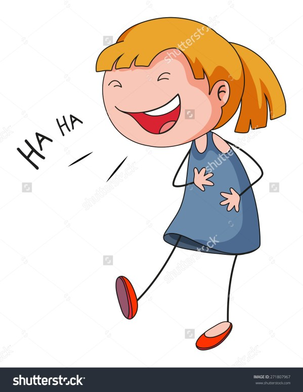 laugh clipart free