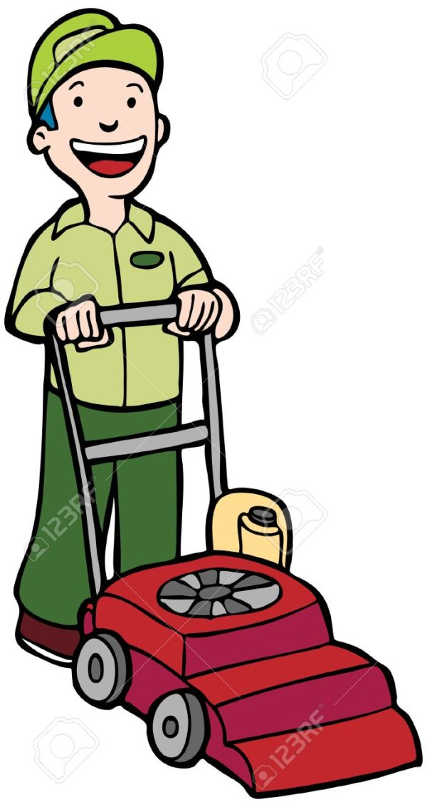 25 Landscaping Mower Clip Art Pictures And Ideas On Pro Landscape