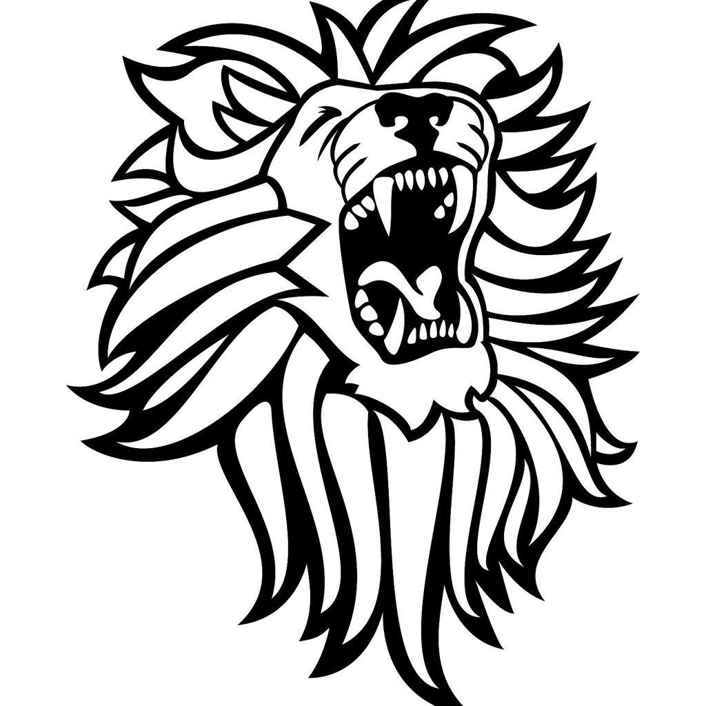 Lion Clipart Vector