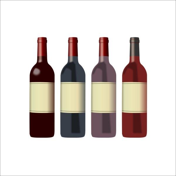 Liquor Bottle Cliparts Free