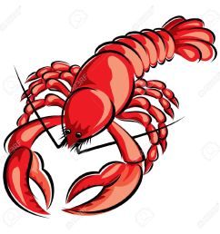 1300x1300 best lobster clipart [ 1300 x 1300 Pixel ]