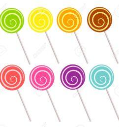 1300x1178 colorful lollipop clipart explore pictures [ 1300 x 1178 Pixel ]
