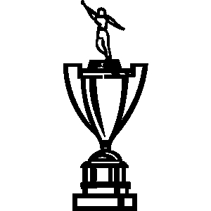 Lombardi Trophy Clipart Free download best Lombardi