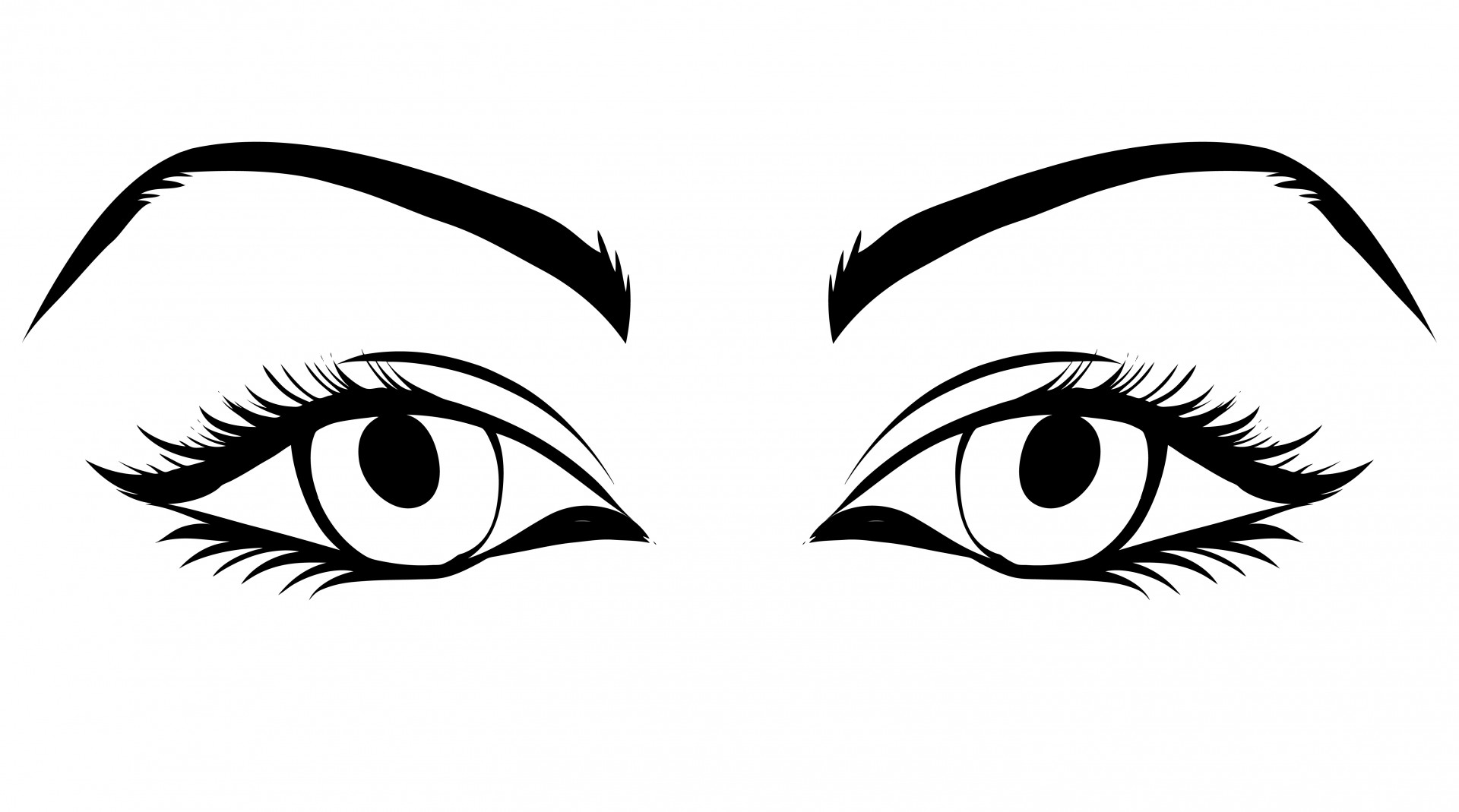 Look Eyes Clipart