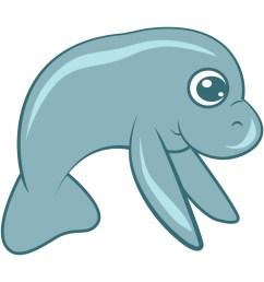 1760x1566 dugong clipart [ 1760 x 1566 Pixel ]