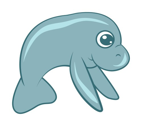 small resolution of 1760x1566 dugong clipart