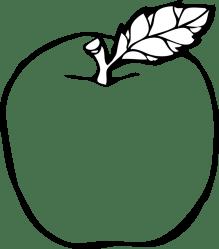 clipart mango apple clipartmag