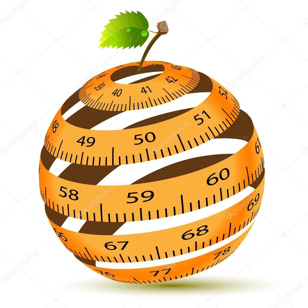 Measure Tape Clipart