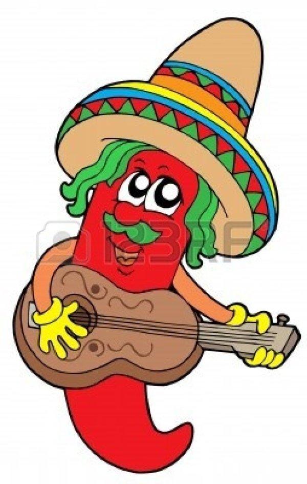mexican fiesta clipart free