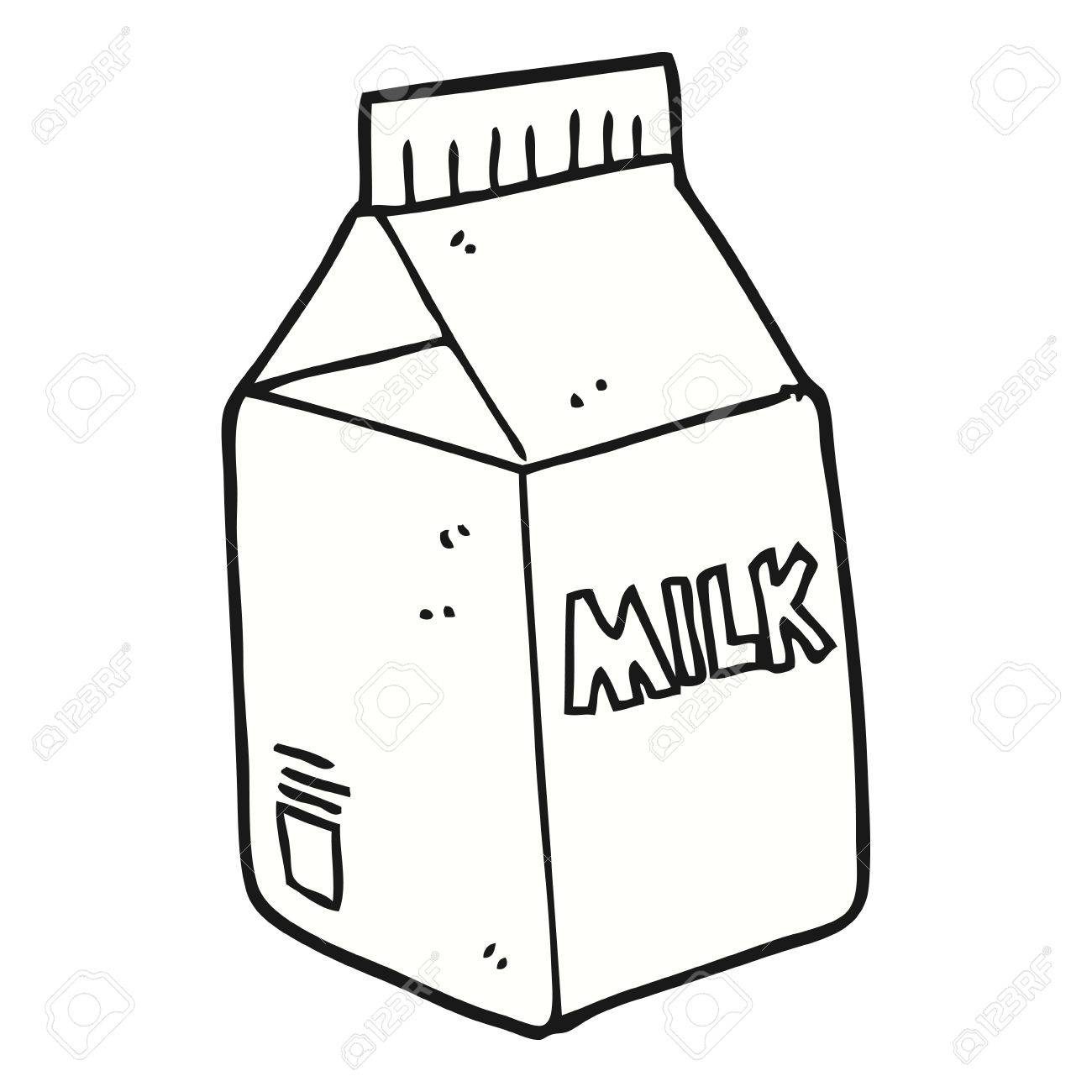 hight resolution of 1300x1300 freehand drawn cartoon milk carton royalty free cliparts vectors