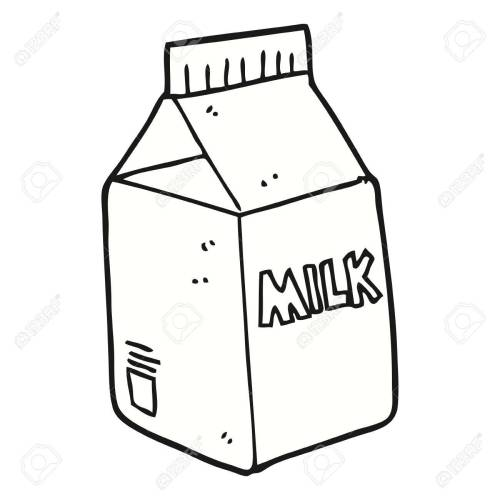 small resolution of 1300x1300 freehand drawn cartoon milk carton royalty free cliparts vectors