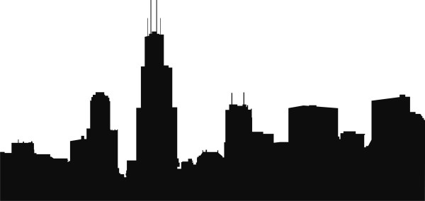 Minneapolis Skyline Outline Free download best