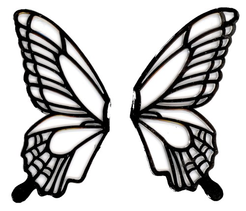 small resolution of 1087x933 monarch butterfly clipart butterfly wing