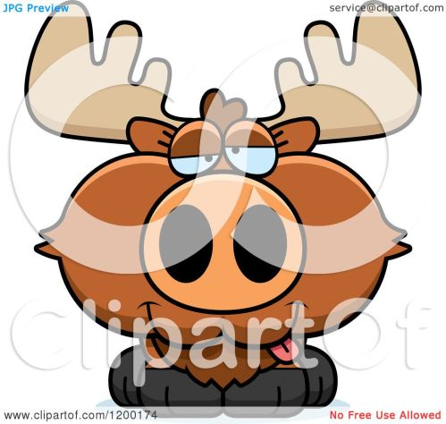 small resolution of 1080x1024 moose clipart drunk