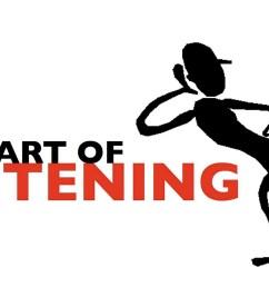 1600x1000 motivational leadership tip good listeners [ 1600 x 1000 Pixel ]