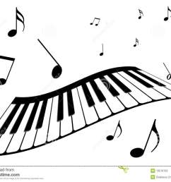 music notes clipart black and white [ 1300 x 1010 Pixel ]