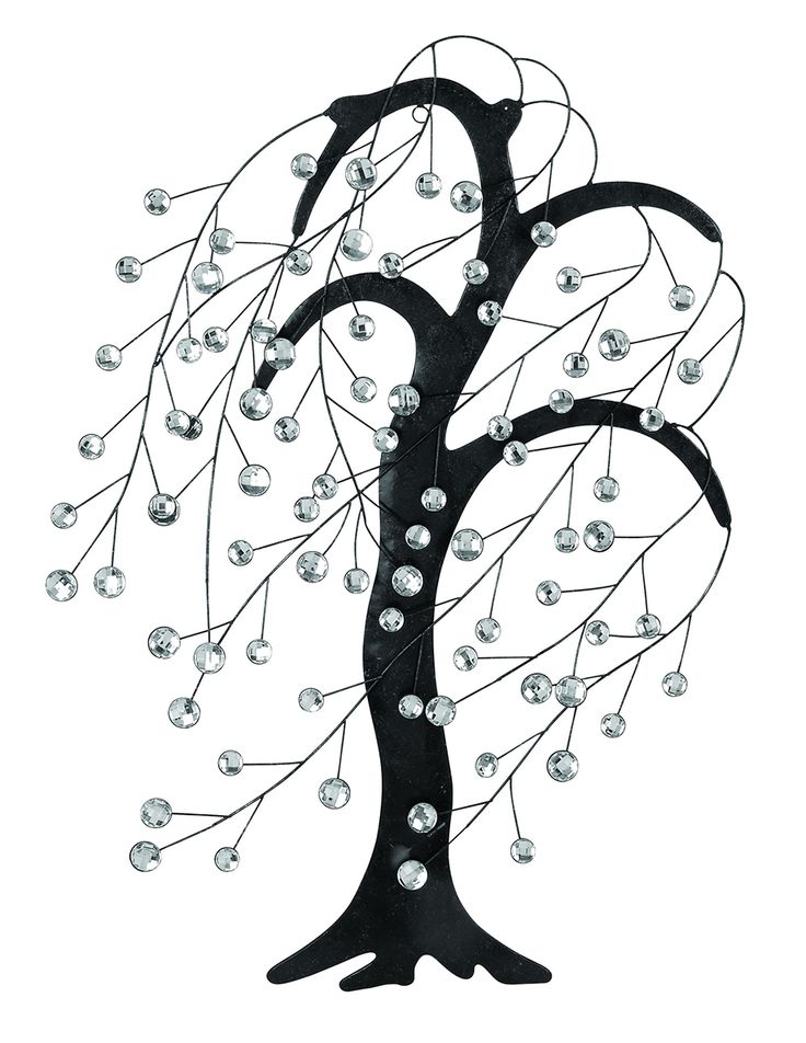 nature clipart black and