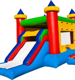 2160x1753 carnival bounce house clipart [ 2160 x 1753 Pixel ]