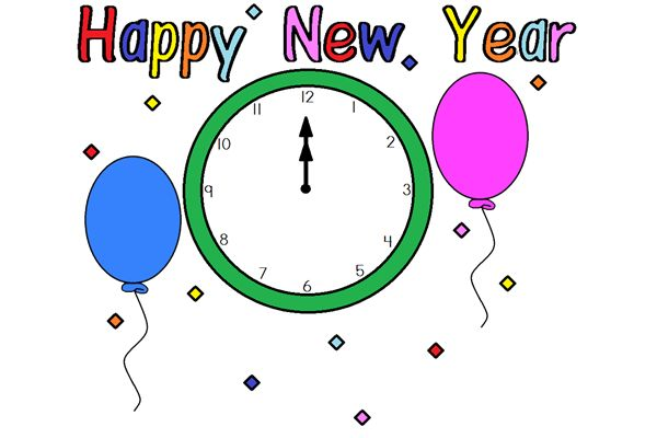 New Years Eve 2016 Clipart Free Download Best New Years