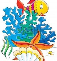 897x1200 seafood clipart under sea [ 897 x 1200 Pixel ]