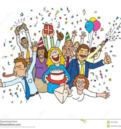 1200x1088 office clipart office party [ 1200 x 1088 Pixel ]