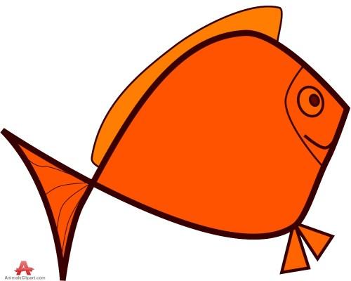 small resolution of 999x800 cartoon orange fish free clipart design download