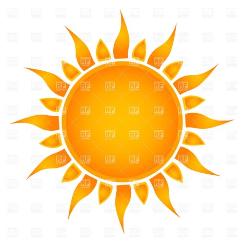 small resolution of 1200x1200 simple sun royalty free vector clip art image