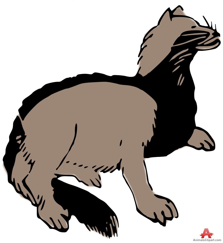 medium resolution of 916x999 wild otter clipart design free clipart design download