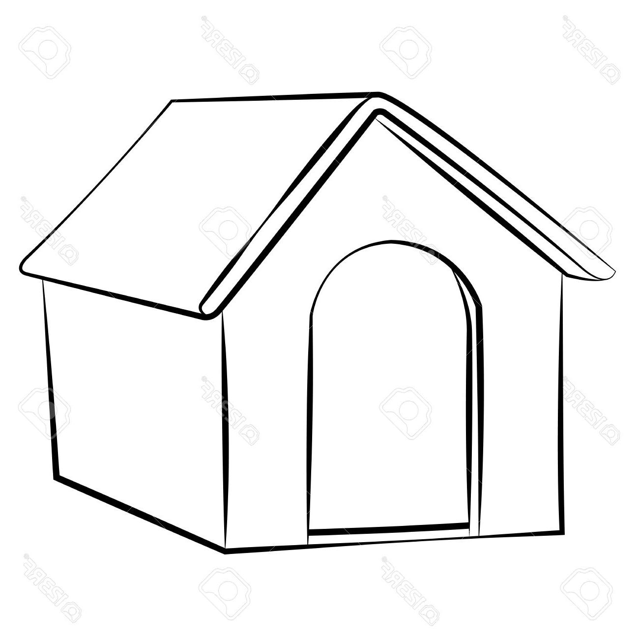 Outline Of A House