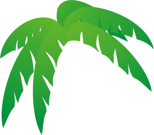 small resolution of 1164x1019 hawaiian palm tree clip art free clipart images