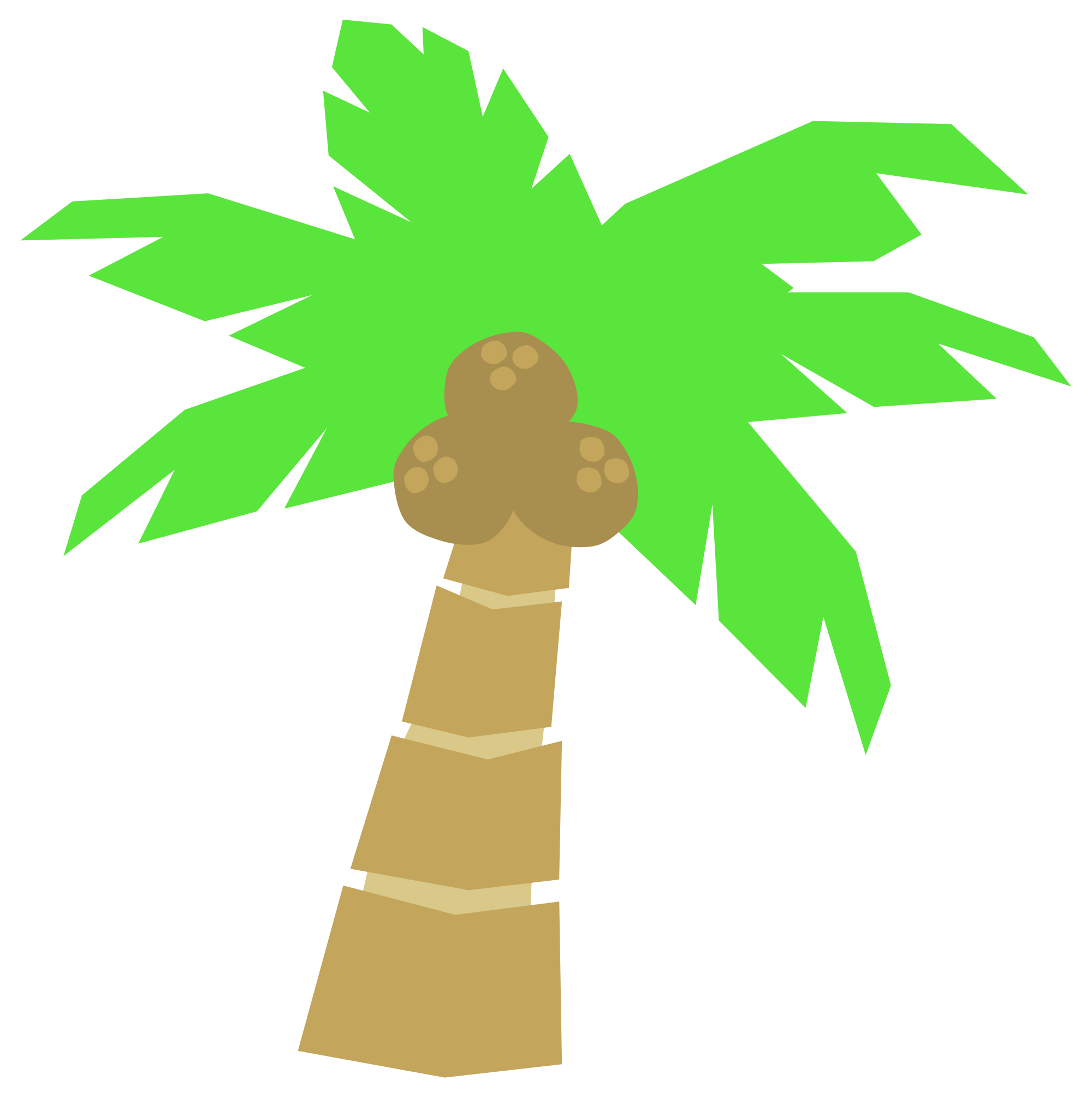 hight resolution of 2000x2022 palm tree clip art free clipart images clipartix 4