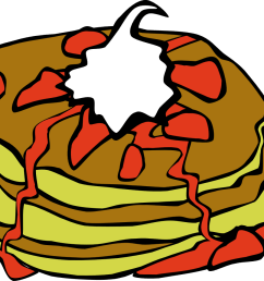 1331x946 breakfast clipart 0 crepes for breakfast clip art free image [ 1331 x 946 Pixel ]