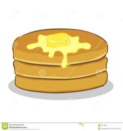 1300x1390 pancake clipart vector [ 1300 x 1390 Pixel ]