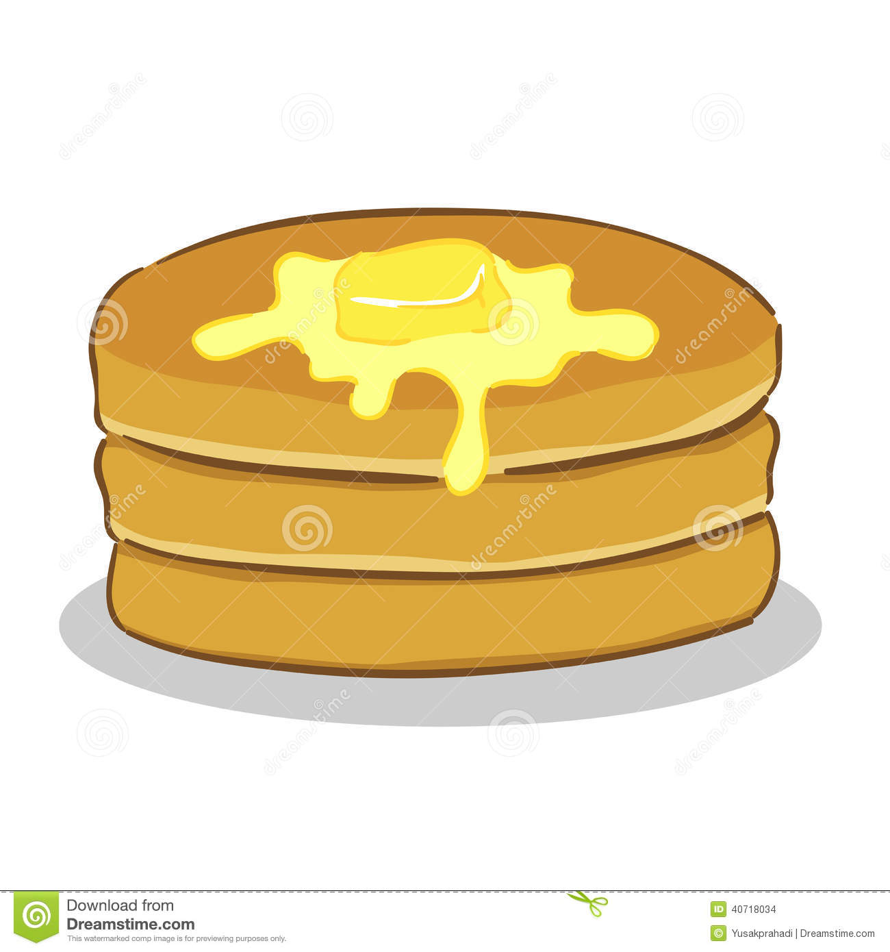 hight resolution of 1300x1390 pancake clipart vector